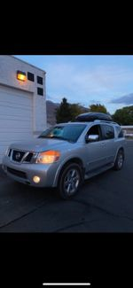 2011 Nissan Armada Platinum in Lindon, UT 84042