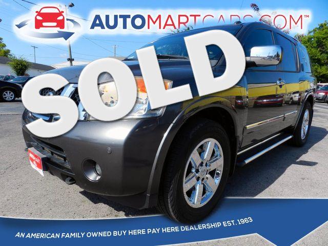 2011 Nissan Armada Platinum in Nashville, Tennessee 37211