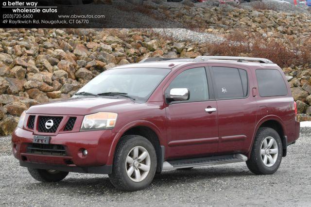 2011 Nissan Armada SV Naugatuck, Connecticut