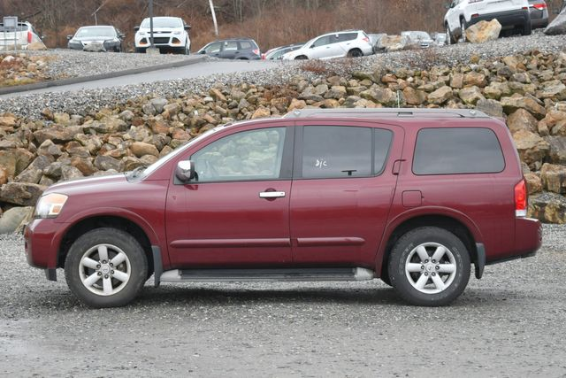 2011 Nissan Armada SV Naugatuck, Connecticut 1