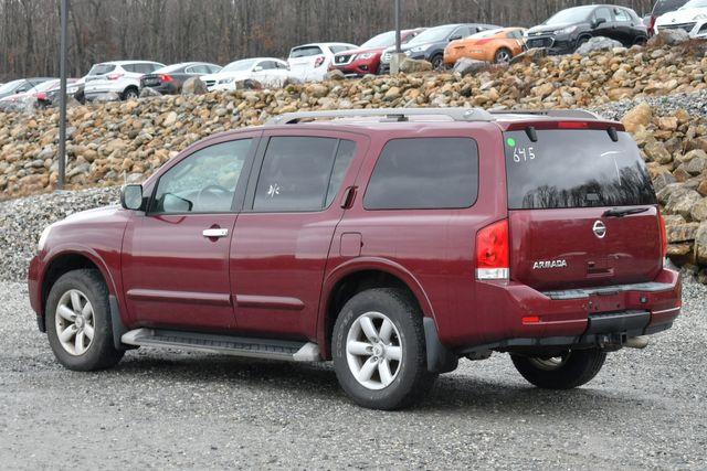2011 Nissan Armada SV Naugatuck, Connecticut 2