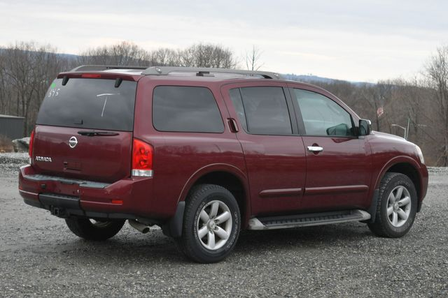 2011 Nissan Armada SV Naugatuck, Connecticut 4