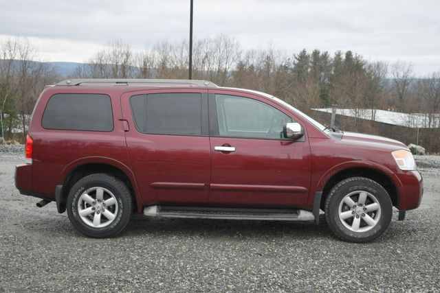 2011 Nissan Armada SV Naugatuck, Connecticut 5