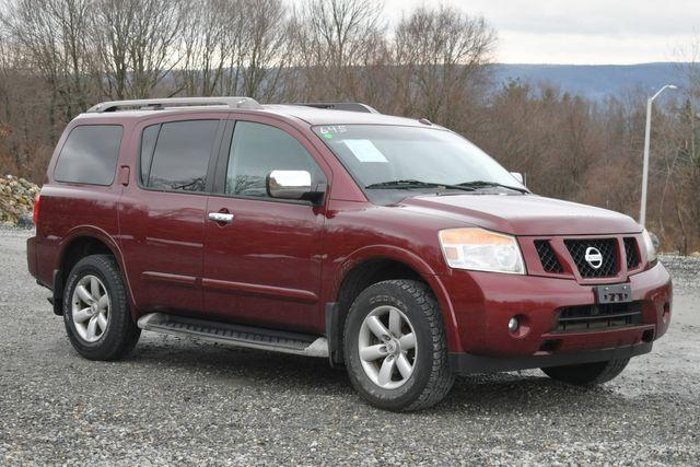 2011 Nissan Armada SV Naugatuck, Connecticut 6