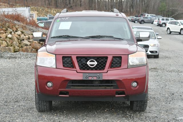 2011 Nissan Armada SV Naugatuck, Connecticut 7