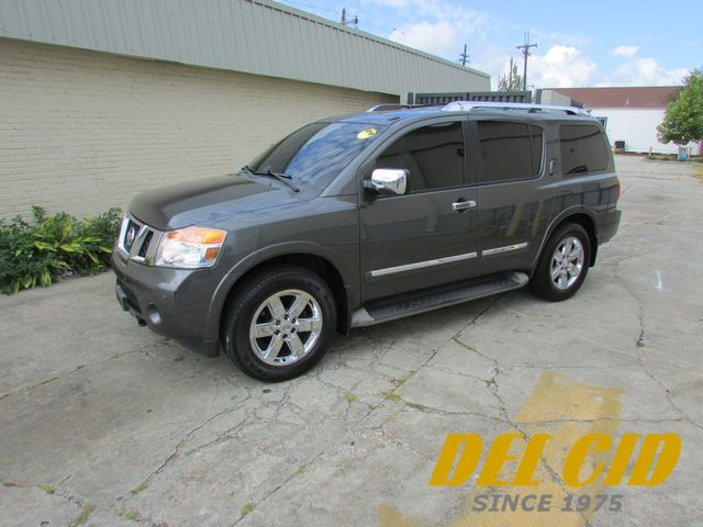 2011 Nissan Armada Platinum, Fully Loaded! Clean CarFax!