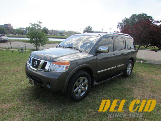 2011 Nissan Armada Platinum 4x4