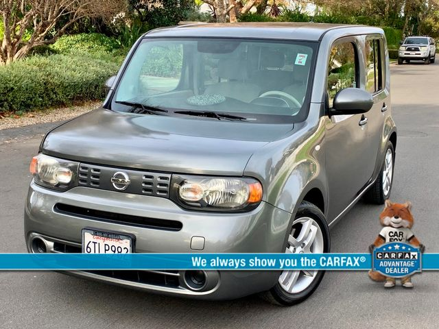 2011 Nissan CUBE 1.8L 75K MLS AUTOMATIC SERVICE RECORDS NEW TIRES in Van Nuys, CA 91406