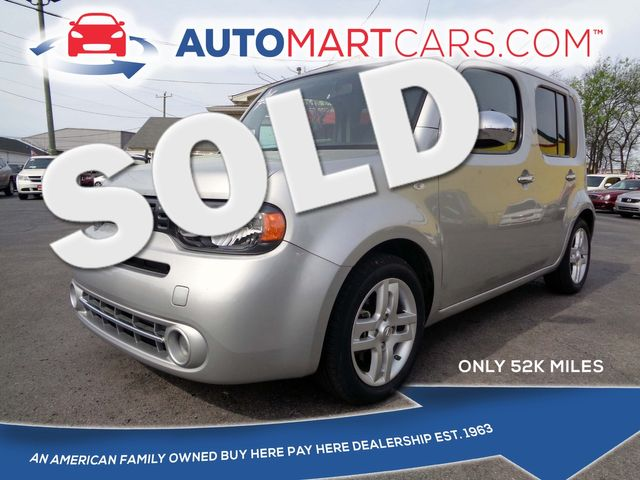 2011 Nissan cube 1.8 SL | Nashville, Tennessee | Auto Mart Used Cars Inc. in Nashville Tennessee