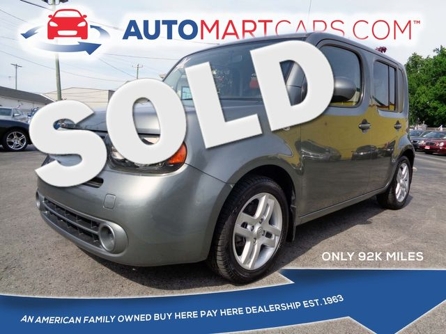 2011 Nissan cube in Nashville Tennessee
