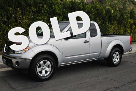 2011 Nissan Frontier SV in Cathedral City