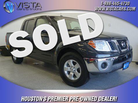 2011 Nissan Frontier SV in Houston, Texas