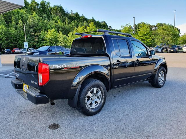 2011 Nissan Frontier PRO-4X 4.0L V6 Crew Cab w/Leather/Sunroof/Alloys in Louisville, TN 37777