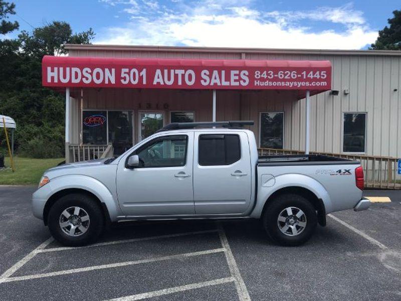 2011 Nissan Frontier PRO-4X | Myrtle Beach, South Carolina | Hudson Auto Sales in Myrtle Beach South Carolina