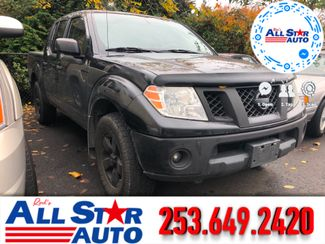 2011 Nissan Frontier SV in Puyallup Washington, 98371