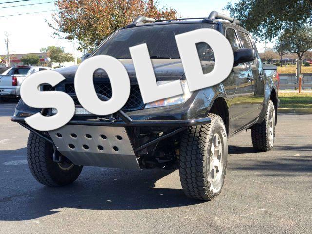 2011 Nissan Frontier PRO-4X in San Antonio, TX 78233
