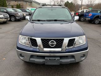 2011 Nissan Frontier SL  city MA  Baron Auto Sales  in West Springfield, MA