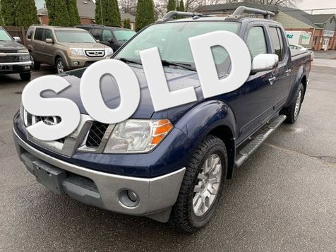 2011 Nissan Frontier SL in West Springfield, MA
