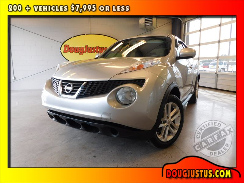 2011 Nissan JUKE S  city TN  Doug Justus Auto Center Inc  in Airport Motor Mile ( Metro Knoxville ), TN