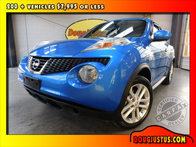 2011 Nissan JUKE SV in Airport Motor Mile ( Metro Knoxville ), TN 37777