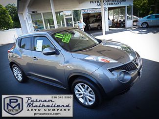 2011 Nissan JUKE SL in Chico, CA 95928