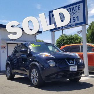 2011 Nissan JUKE SV in Chico, CA 95928
