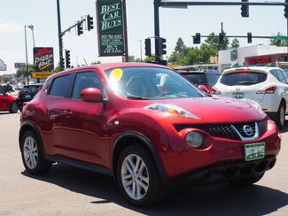 2011 Nissan JUKE SV Englewood, CO 2