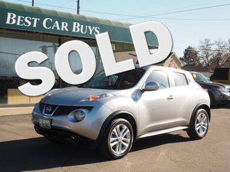 2011 Nissan JUKE SL Englewood, CO