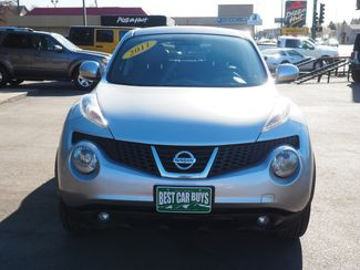 2011 Nissan JUKE SL Englewood, CO 1
