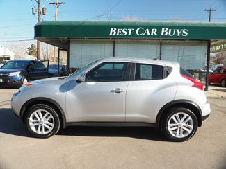 2011 Nissan JUKE SL Englewood, CO 8
