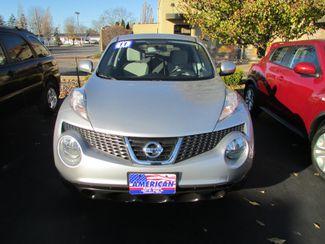 2011 Nissan JUKE SV in Fremont OH, 43420