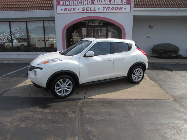 2011 Nissan JUKE SL AWD in Fremont, OH 43420