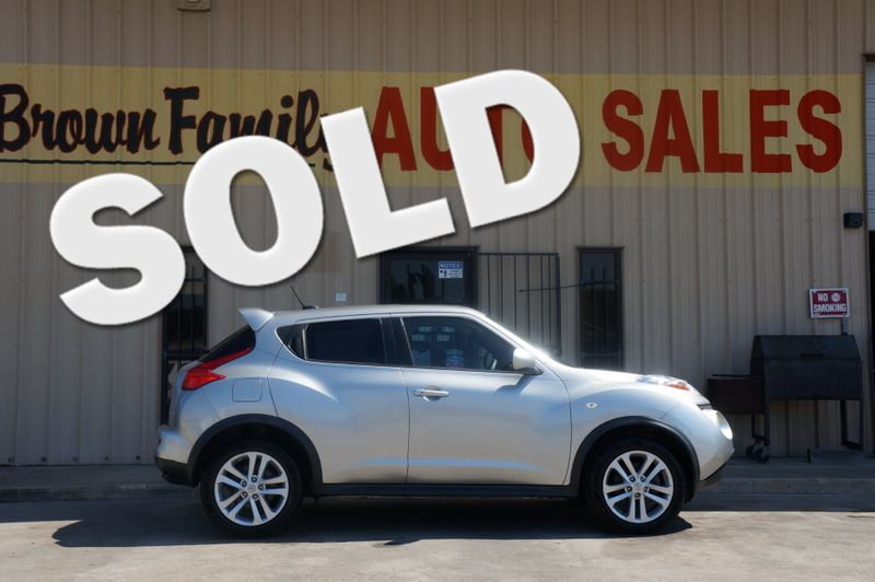 2011 Nissan JUKE SV | Houston, TX | Brown Family Auto Sales in Houston TX