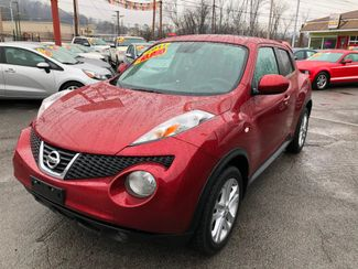 2011 Nissan JUKE SL Knoxville , Tennessee 9