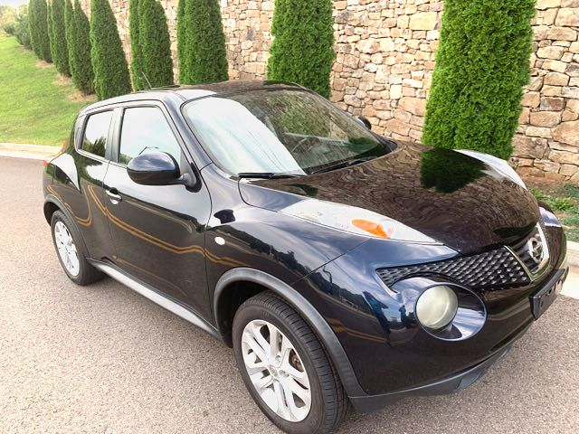 2011 Nissan JUKE SV in Knoxville, Tennessee 37920