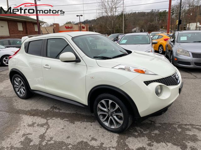 2011 Nissan JUKE SV in Knoxville, Tennessee 37917