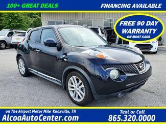 """2011 Nissan JUKE SL AWD w/Leather/Sunroof/Navigation/17"""" Alloys in Louisville, TN 37777"""