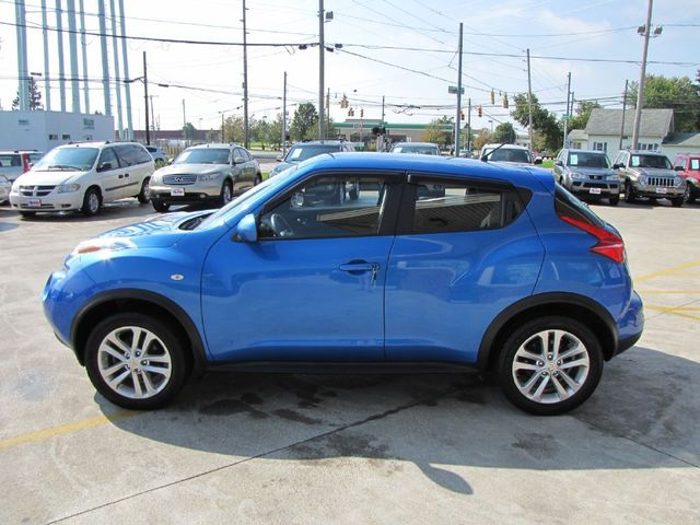 2011 Nissan JUKE S in Medina OHIO, 44256
