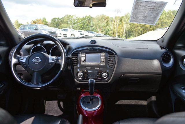 2011 Nissan JUKE SL Naugatuck, Connecticut 17