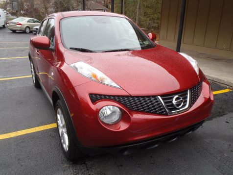 2011 Nissan JUKE SV in Shavertown