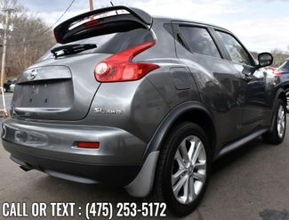 2011 Nissan JUKE SL Waterbury, Connecticut 4