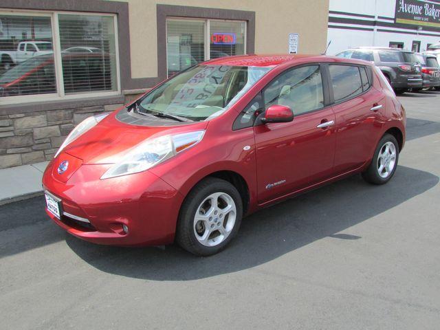2011 Nissan LEAF SL in American Fork, Utah 84003