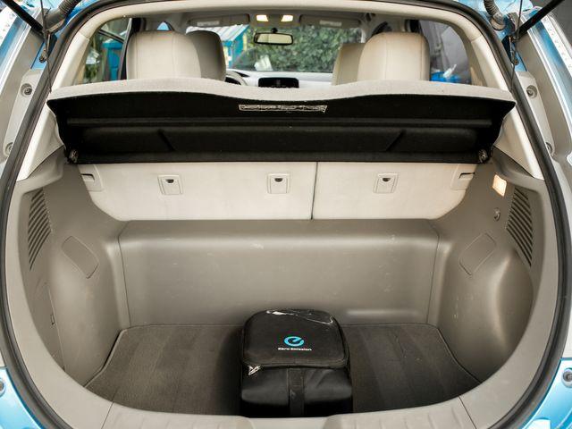 2011 Nissan LEAF SL Burbank, CA 21