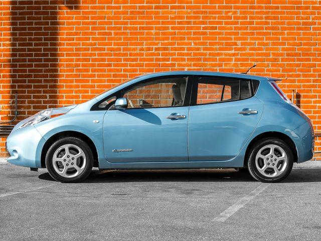 2011 Nissan LEAF SL Burbank, CA 3