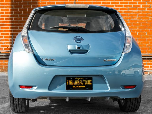 2011 Nissan LEAF SL Burbank, CA 6