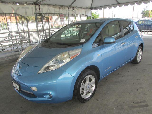 2011 Nissan LEAF SL-e Gardena, California