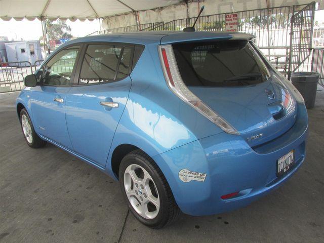 2011 Nissan LEAF SL-e Gardena, California 1