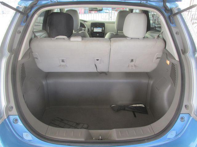 2011 Nissan LEAF SL-e Gardena, California 11