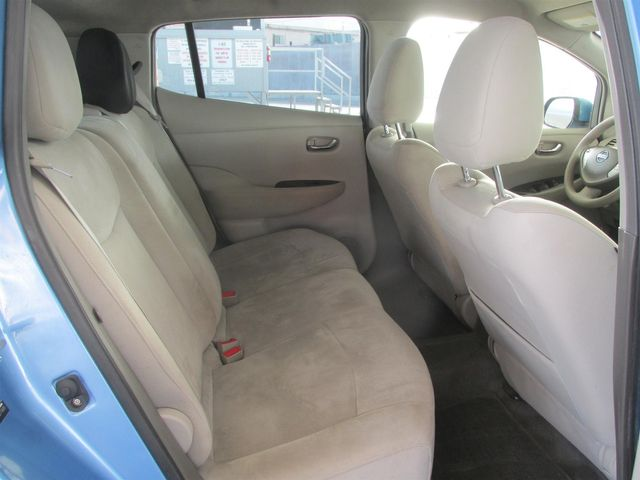 2011 Nissan LEAF SL-e Gardena, California 12