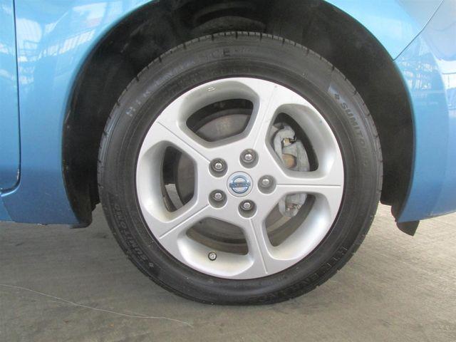 2011 Nissan LEAF SL-e Gardena, California 14